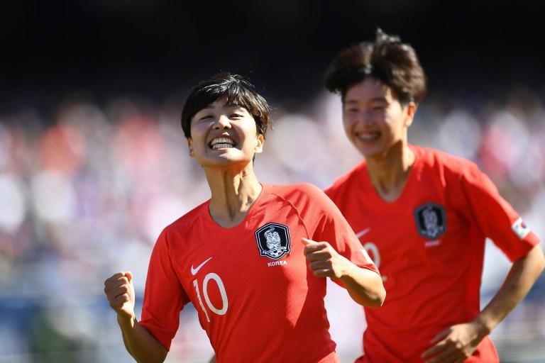 South Korea spoils Ellis exit with shock draw against mighty US