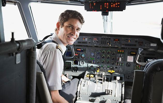 Only 17 per cent of those surveyed would fly without a pilot. Photo: Getty