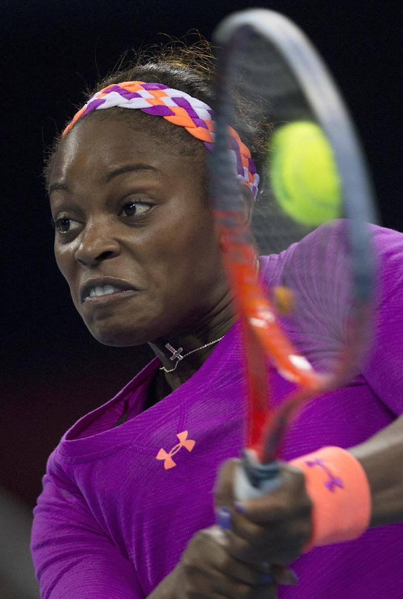 Stephens to join Isner on US Hopman Cup team