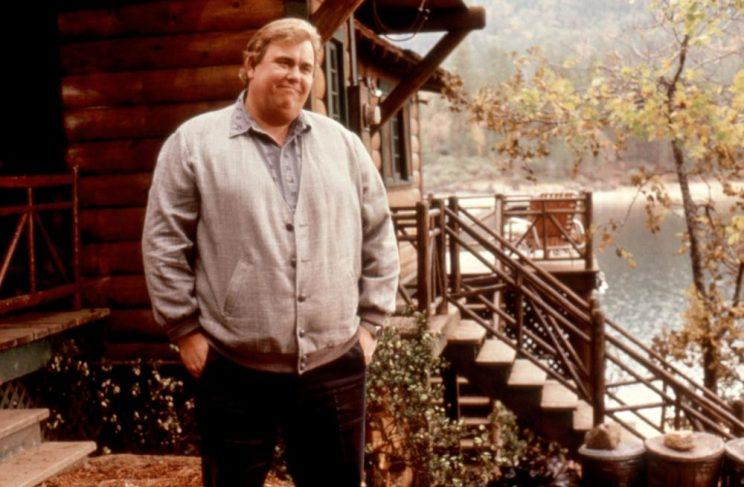 Remake... John Candy movie The Great Outdoors is being remade - Credit: Universal