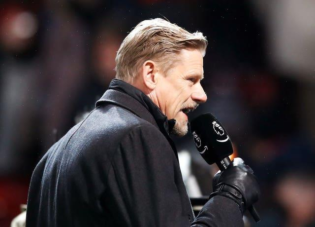 Peter Schmeichel made 129 appearances for Denmark