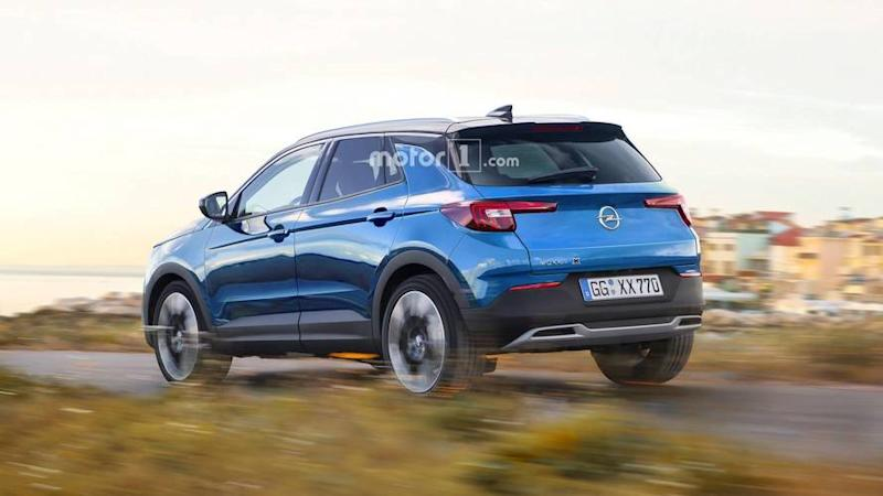 2020 opel mokka x first details bigger electrified psa