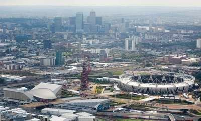 John Lewis Charges Shoppers For Olympics View