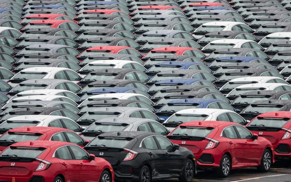 Cars - Matt Cardy/Getty Images