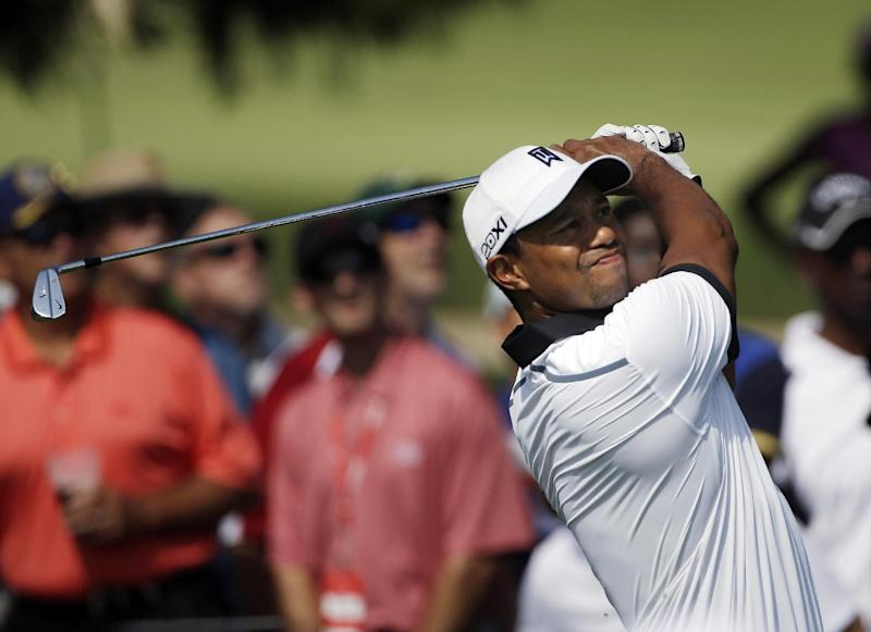 Column: Woods' quest for Nicklaus record is over
