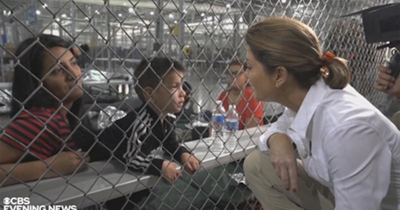 A Migrant Mother Speaks Out from Holding Facility at the Mexican Border: 'I Had to Do It for My Son'