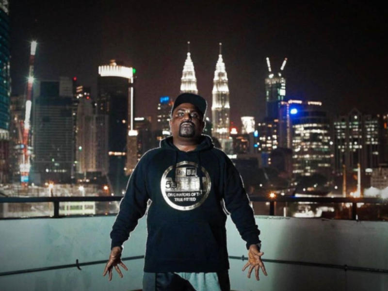 Malaysian rap star Yogi B is also a prominent figure in the entertainment industry in India.