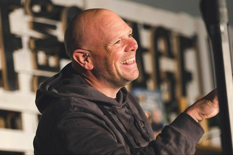 <p>Branching out: the venture sees Kerridge get into the vegan market for the first time</p> (Press handout)