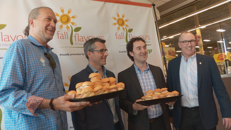 Fall Flavours launches 11th year of celebrating Island food