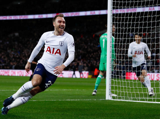 Premier League - live scores and updates: Tottenham vs United, City vs West Brom, Stoke vs Watford and more
