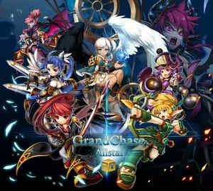 LEMON's New Arrival Mobile RPG 'GRAND CHASE ALLSTAR 3D' Is Revealing at G-STAR