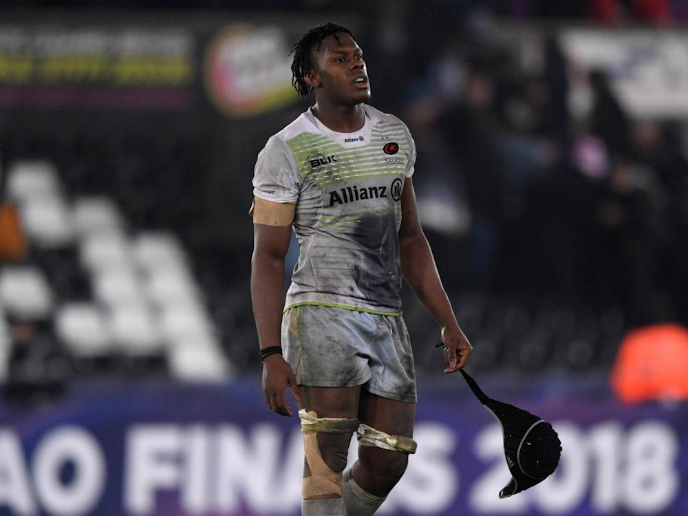 Saracens know a victory over Northampton may not be enough to reach the quarter-finals (Getty)