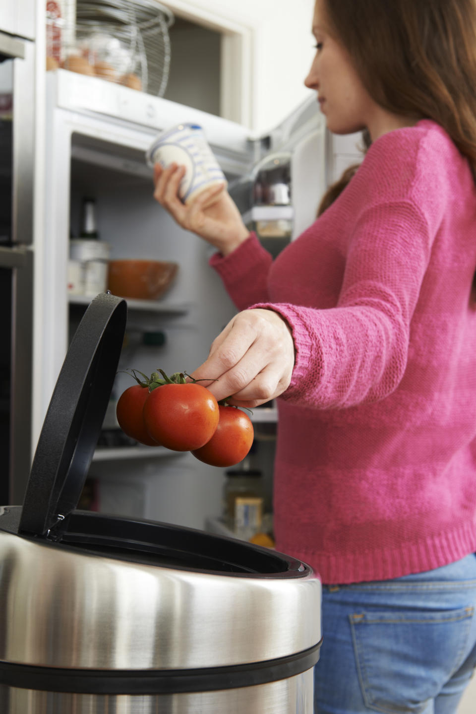 Eating food past its best-before date could help save food waste. (Getty Images)