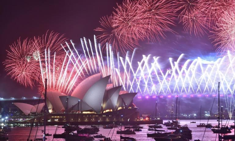 Sydney's New Year's firework display is set to go ahead, marking the end of a difficult year
