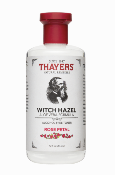 Thayers Witchhazel and Rose water spray