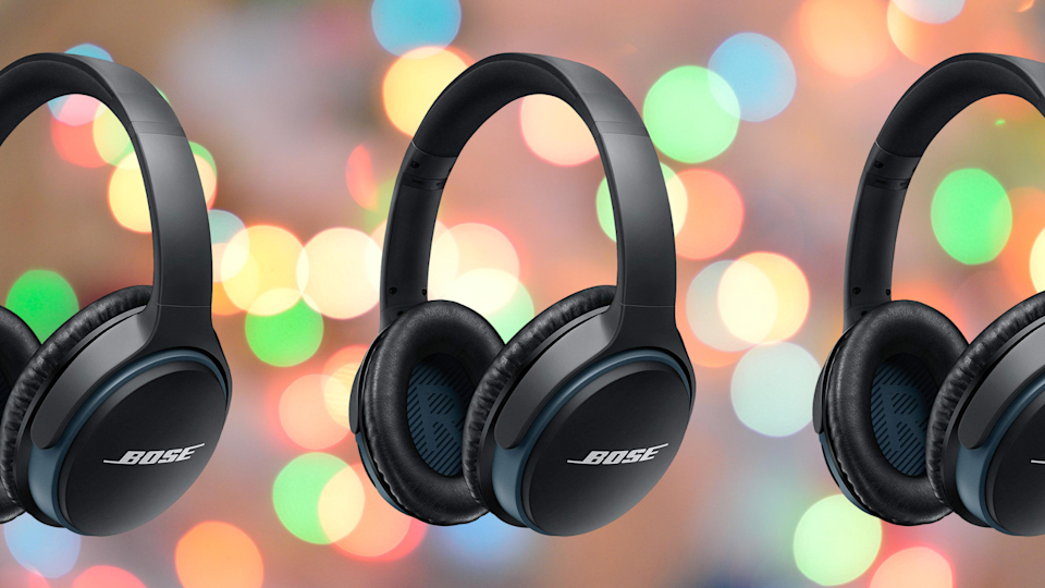 Save 31 percent—Bose SoundLink II Wireless Headphones. (Photo: Bose)