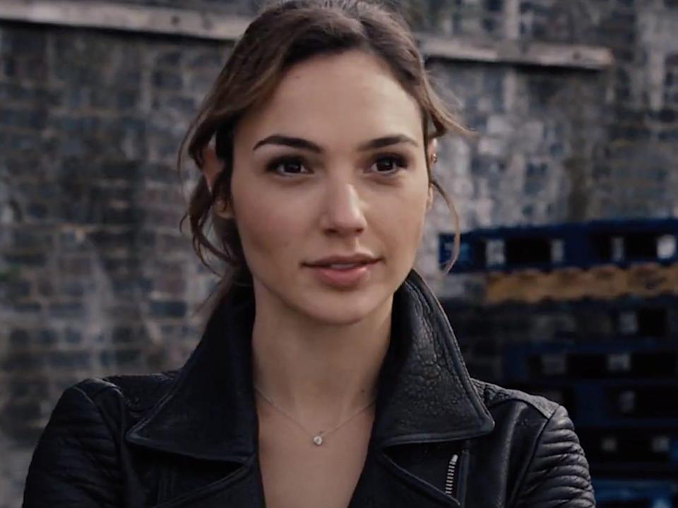 """Gal Gadot as Gisele Yashar in """"Fast and Furious 6."""""""