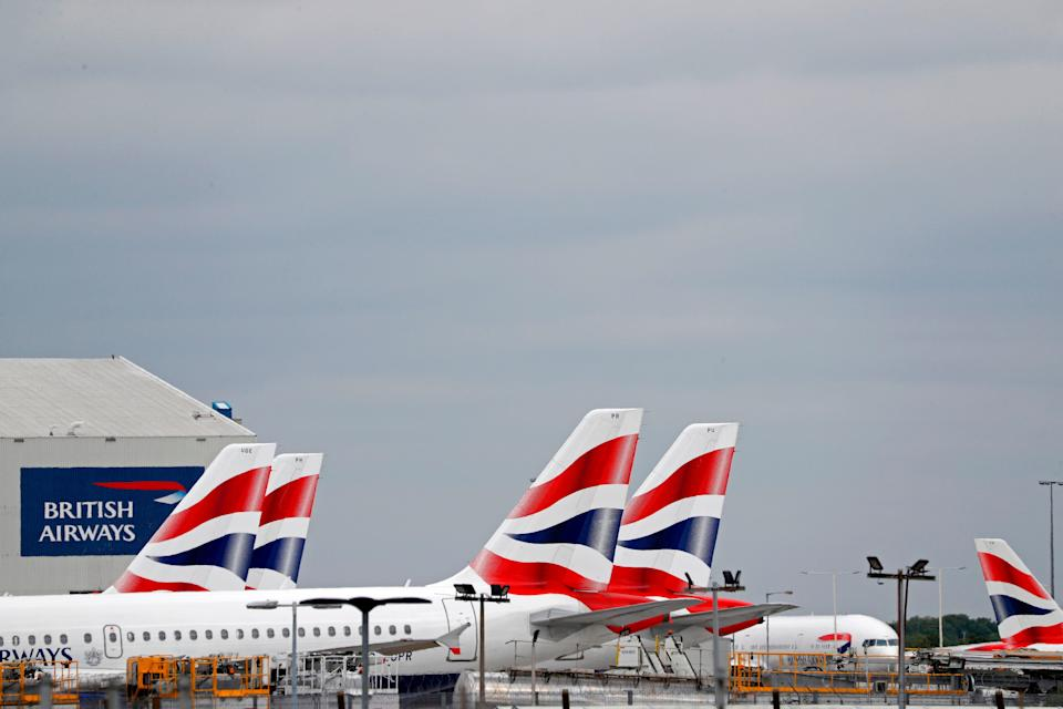 <p>BA Accra flights are currently operated from Heathrow</p> (AFP via Getty Images)