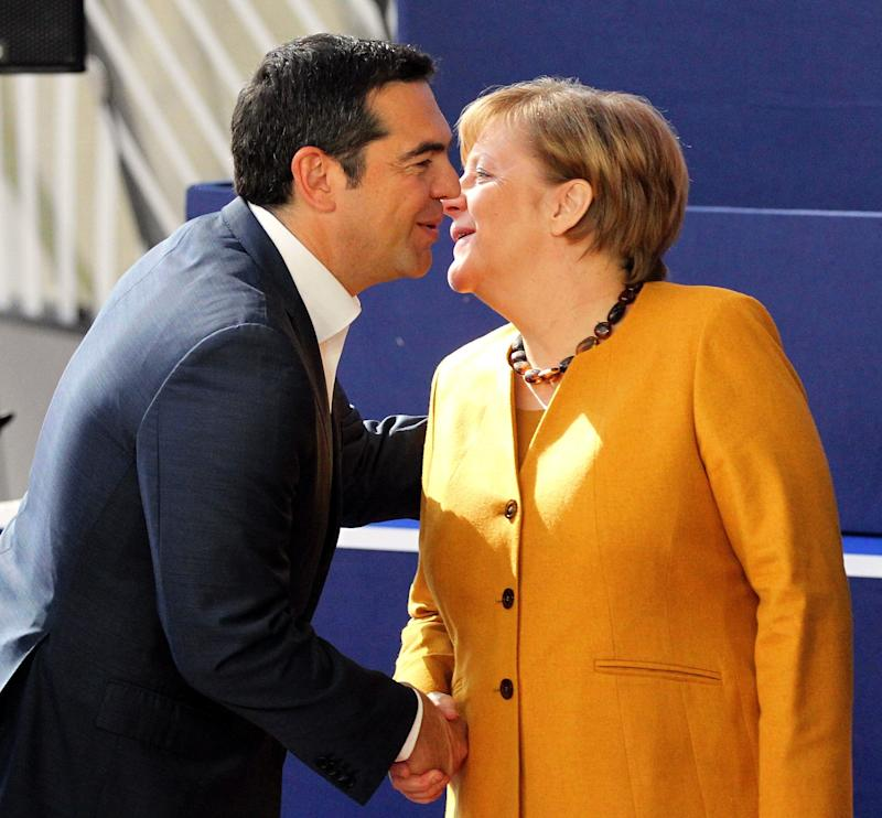 Greece asks Germany to open talks on world war reparations