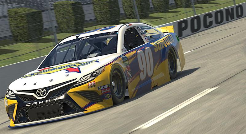 NBC Sports, iRacing, NASCAR collaborate for first-ever