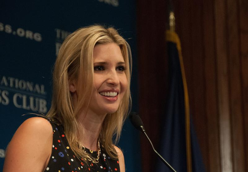 Trademark Style: Why No One's Naming Their Baby Ivanka