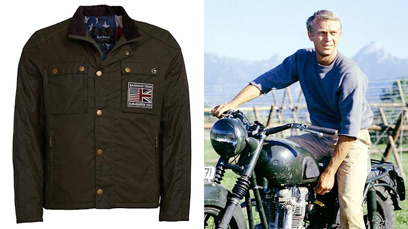 release info on new arrival buying now Barbour's New Steve McQueen Collection Spotlights the King ...
