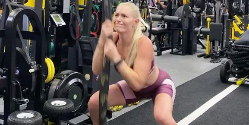 Lindsey Vonn Showed Off the Challenging Workouts That Keep Her Fit at 36