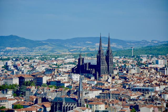 <strong>8e </strong>- Clermont-Ferrand (+ 3,48%)