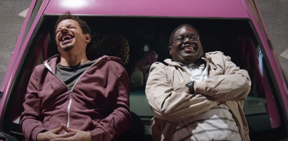<p>Eric Andre's prank-style film features two best friends going around and pulling pranks on people. Sometimes, you don't have to get much deeper than that.</p>