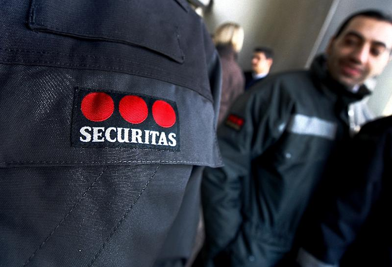 Sweden's Securitas net profit for the full-year rose by 18 percent to 2.44 billion kronor (258 million euros, $288 million), or eight percent excluding currency effects
