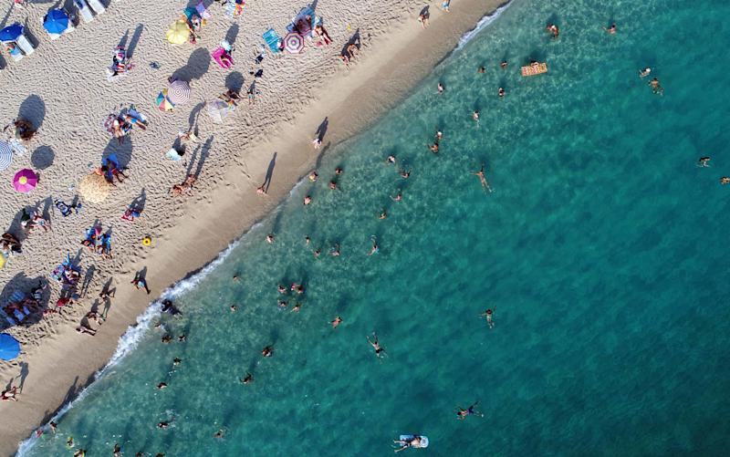 Turkey is one the most popular summer holiday destinations for Britons - getty