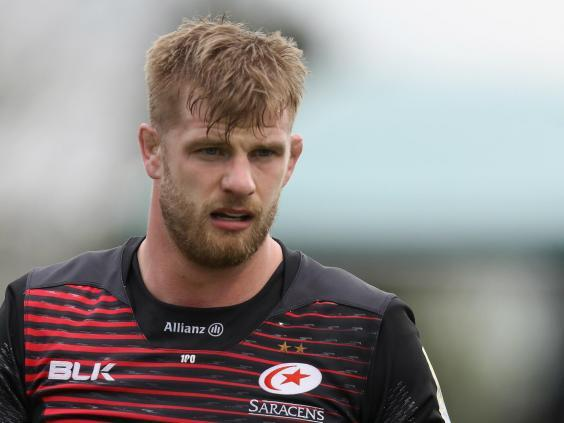 Kruis is to leave Saracens (Getty)