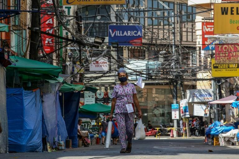 The tighter restrictions impact a fifth of the population of the Philippines