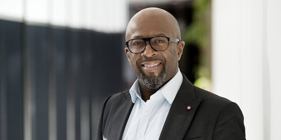 Tunji Akintokun MBE, director, product and solutions group, PwC