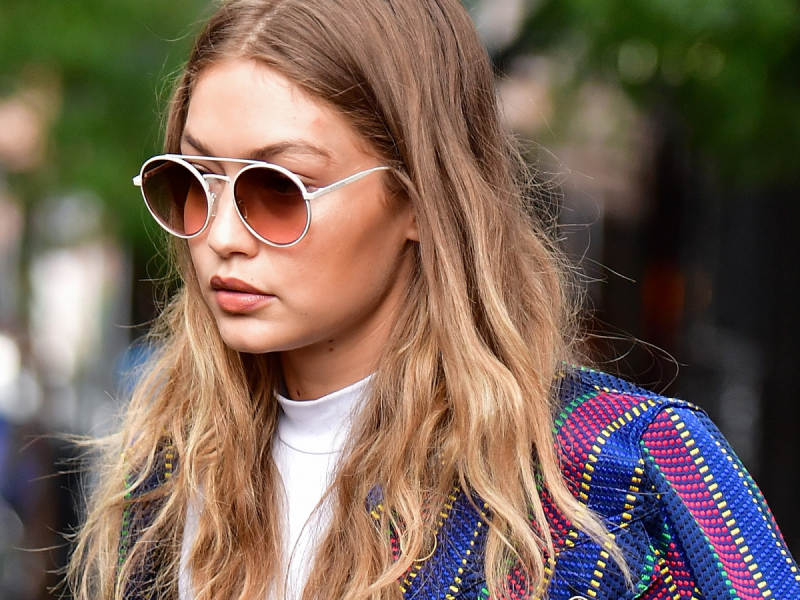 Gigi Hadids New Hygge Hair Color Is The Definition Of Low