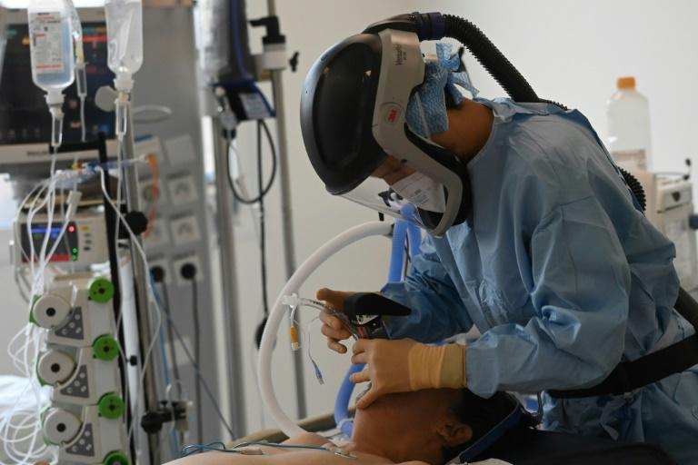 Covid-19 intubation may be less risky than feared: study