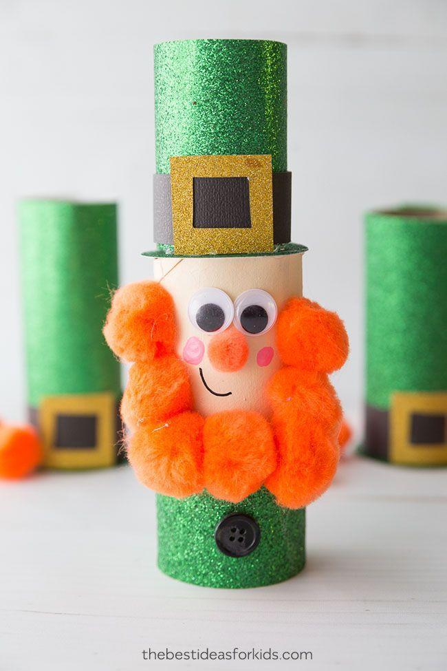 """<p>This adorable craft for kids uses materials like toilet paper rolls, orange pom-poms, and googly eyes to make little leprechauns with big personalities.</p><p><strong>Get the tutorial at <a href=""""https://www.thebestideasforkids.com/leprechaun-craft/"""" rel=""""nofollow noopener"""" target=""""_blank"""" data-ylk=""""slk:The Best Ideas for Kids"""" class=""""link rapid-noclick-resp"""">The Best Ideas for Kids</a>.</strong></p><p><a class=""""link rapid-noclick-resp"""" href=""""https://www.amazon.com/gp/product/B01LWIYJH3/?tag=syn-yahoo-20&ascsubtag=%5Bartid%7C2164.g.35012898%5Bsrc%7Cyahoo-us"""" rel=""""nofollow noopener"""" target=""""_blank"""" data-ylk=""""slk:SHOP GOOGLY EYES"""">SHOP GOOGLY EYES</a><br></p>"""