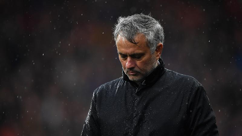 'I can't enjoy it' - Mourinho tears up while talking about managerial break