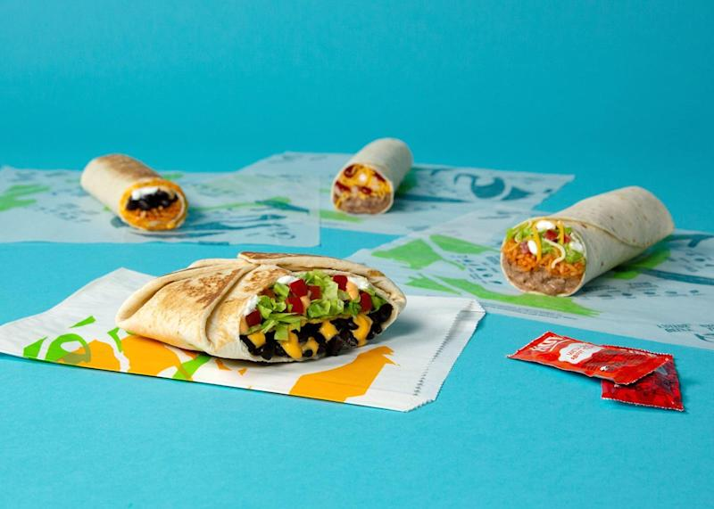 We tried Taco Bell's new vegetarian menu items, and we were blown away