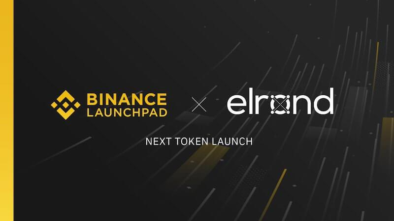 Binance Labs-backed Elrond announced as next Launchpad project