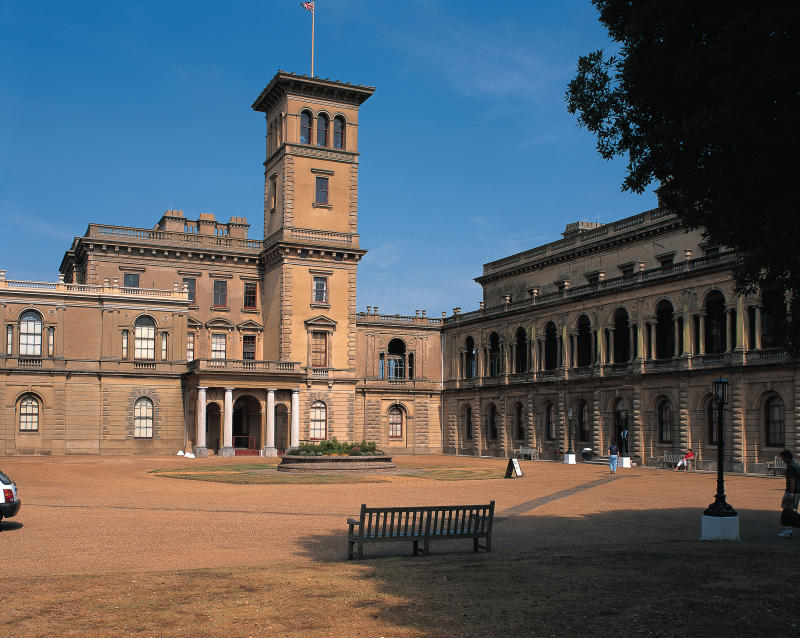 Osborne House is full of royal history [Photo: Getty Images]