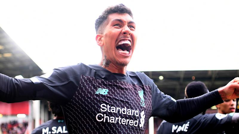 'Firmino won't score 40 goals but he's a complete forward' – Sylvinho salutes 'incredible' Liverpool star