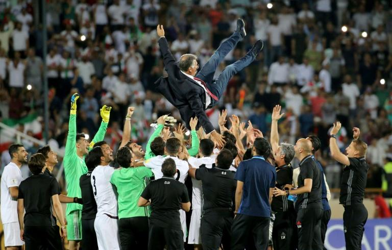 Carlos Queiroz has achieved the unique feat of reaching four World Cups with three different teams, including South Africa, Portugal and Iran