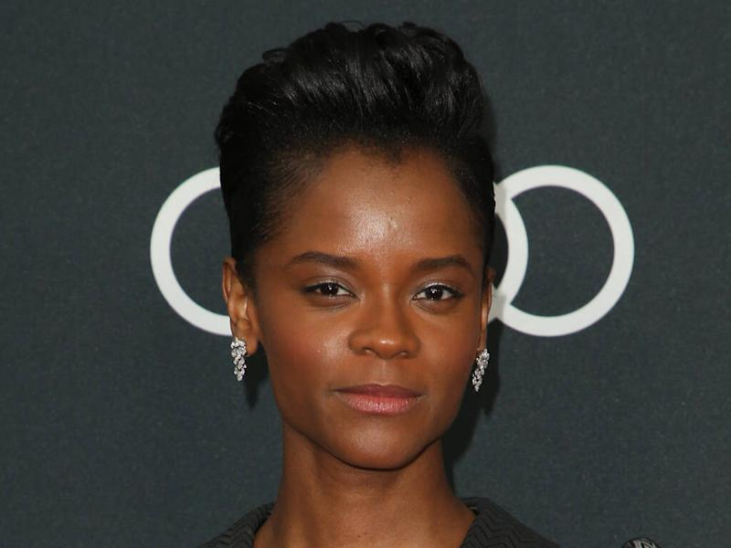 Letitia Wright remembers 'brother' Chadwick Boseman in heartbreaking spoken word piece