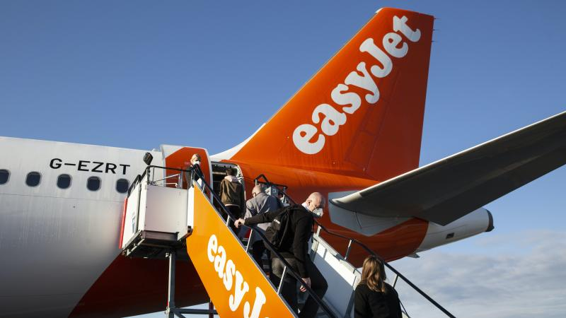 EasyJet denies union rep's reported claim that airline 'hanging by a thread'