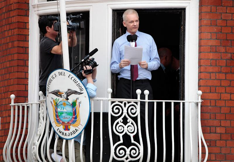 Why It Makes Perfect Sense for Ecuador to (Kind of) Turn Its Back on Assange