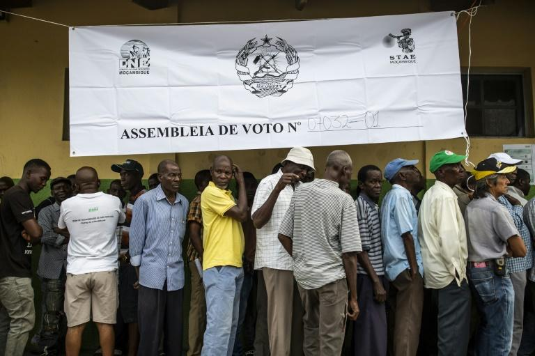 "The third-biggest Mozambique political party sharply criticized a ""shameful electoral process"""