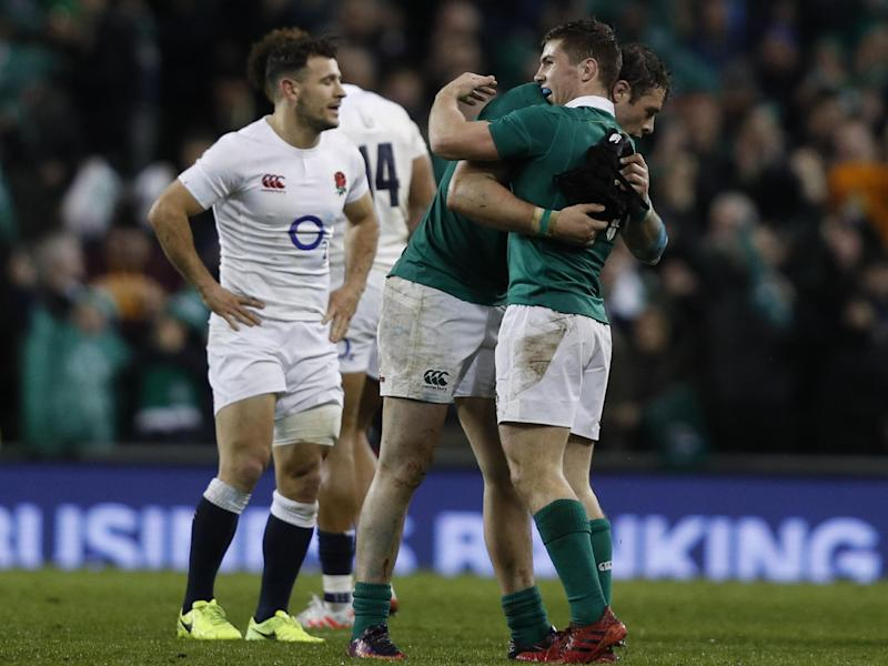 Ireland overcame injuries to Conor Murray and Jamie Heaslip: Getty