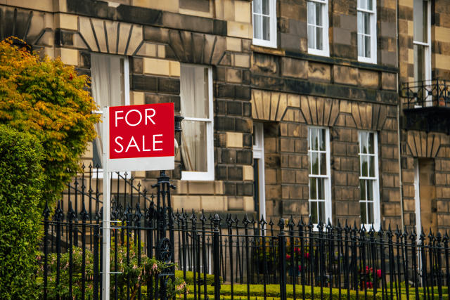 For sale sign. Photo: Getty