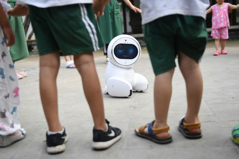 Keeko robots have entered more than 600 kindergartens across the country with its makers hoping to expand into Greater China and Southeast Asia